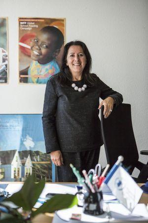 Elisabeth Byrs, porte-parole du Programme alimentaire mondial (PAM)