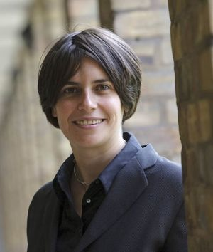Hélène Rey. Professeure à la London Business School. Spécialiste de politique monétaire. 44 ans.