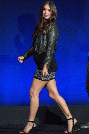 Megan Fox enceinte