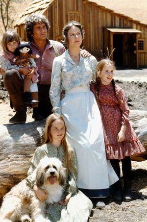 """Le casting de """"La petite maison dans la prairie""""."""