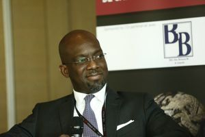 Paul-Harry Aithnard, 42 ans, directeur des marchés de capitaux et de l'Asset management du groupe Ecobank