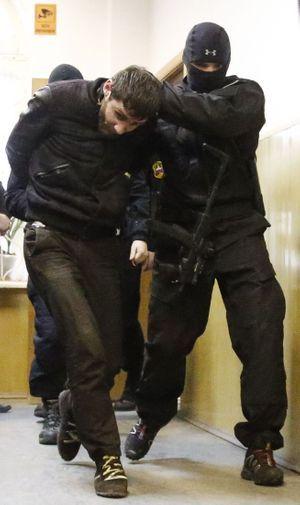 Zaour, suspect n°1 dans l'affaire Nemtsov, clame aujourd'hui son innocence.