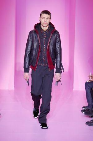 Défilé Givenchy.