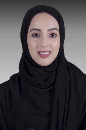 Shama al-Mazroui devient ministre à 22 ans.