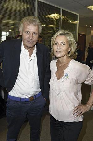 Patrick et Claire, à Paris, le 11 septembre 2015.