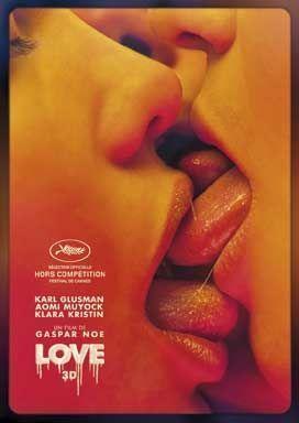 """Love"", de Gaspard Noé."