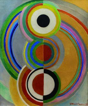 """""""Rythme"""", 1938, Centre Pompidou, Paris."""