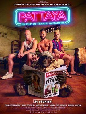 """Affiche de """"Pattaya"""""""
