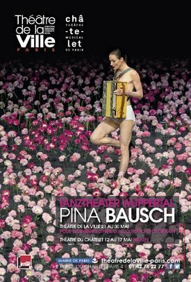 « Nelken », de Pina Bausch, théâtre du Châtelet, Paris Ier, du 12 au 17 mai.