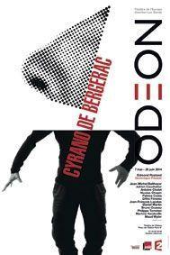 « Cyrano de Bergerac », d'Edmond Rostand, mise en scène de Dominique Pitoiset, jusqu'au 28 juin, théâtre de l'Odéon, Paris VIe. Rés. : 01 44 85 40 40.