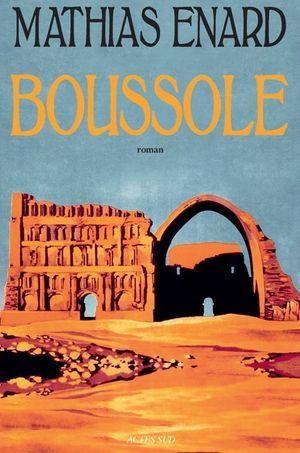 """Mathias Enard publie son nouveau livre """"Boussole""""."""
