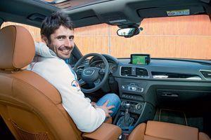 Grange dans l'Audi Q3