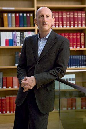 L'historien Jean-Marc Dreyfus.