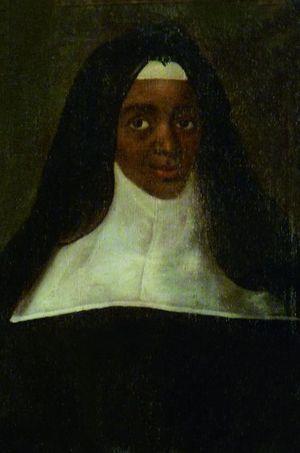 Le portrait de la Mauresse est aujourd'hui à la bibliothèque Sainte-Geneviève.