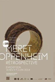 Meret Oppenheim au Lam Lille Métropole, jusqu'au 1er juin