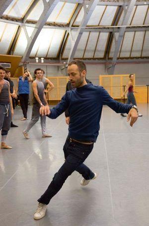 Benjamin Millepied, un danseur toujours en mouvement.