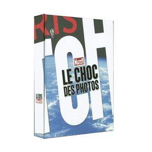 « Paris Match. Le choc des photos », éd. Glénat, 320 pages, 39 euros.