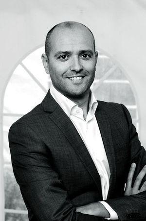 Cyril Bravard, directeur des ventes Entreprises Mercedes France.