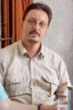 Romain Farina, 45 ans, marié et père de deux enfants.