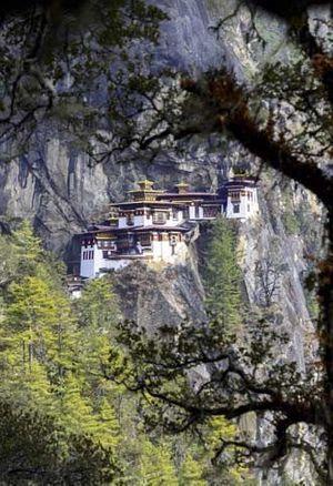 Amankora, Bhoutan.