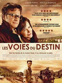 «Les voies du destin», de Johnathan Teplitzky, avec Nicole Kidman et Colin Firth. En salle le 11 juin.