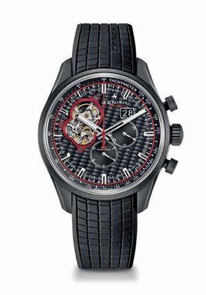 Montre Zenith, El Primero Chronomaster Bullit, 250 exemplaires, 10 163 €