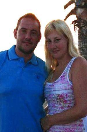 Le couple en Tunisie.
