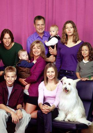 Les acteurs de «Sept à la maison».
