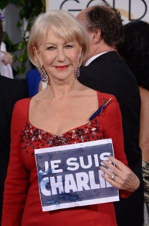 """Helen Mirren est """"Charlie"""""""