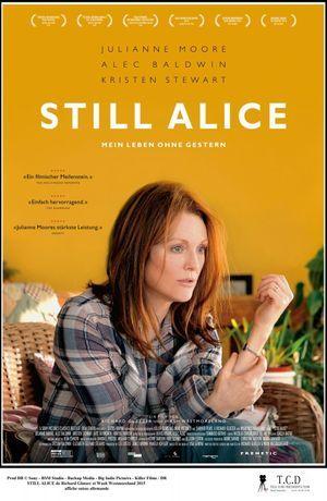 Le dernier film du réalisateur parle également d'une maladie dégénérative, celle d'Alzheimer.