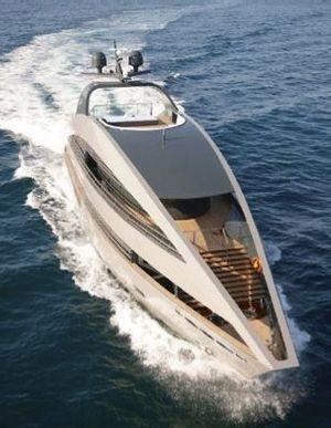 yacht pauvre