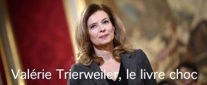Le livre choc de Valérie Trierweiler