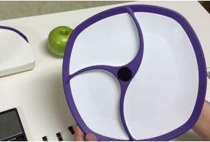 L'assiette connectée pour gérer son alimentation