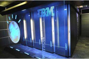 Le super-ordinateur d'IBM qui va combattre le cancer