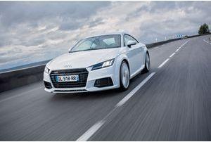 Nouvel Audi TT : cockpit virtuel, plaisir bien réel