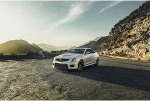 Cadillac ATS-V : à grande vitesse