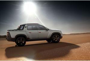 Duster Oroch : le pick-up par Renault