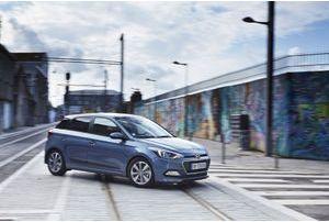 Hyundai i20 : élève appliquée