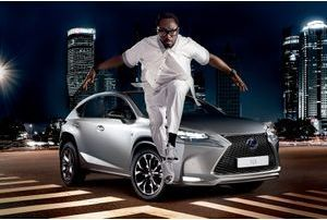Lexus NX 300h & Will.i.am: Auto… didacte
