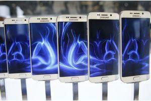 Samsung dévoile son Galaxy S6