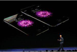 Apple sort le grand jeu