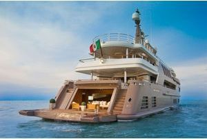 Découvrez J'Ade, le paradis flottant des milliardaires