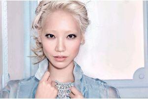 Soo-Joo Park nouveau visage l'Oréal Paris