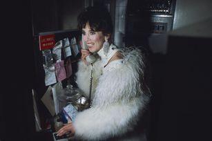 Isabelle Adjani, dans les archives de Match