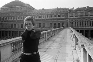 Quand Françoise Giroud posait pour Paris Match