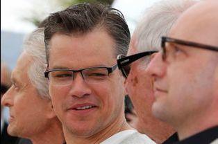 Steven Soderbergh et Matt Damon
