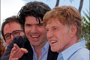 Robert Redford et JC Chandor