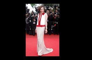 Milla Jovovich ou la grâce incarnée