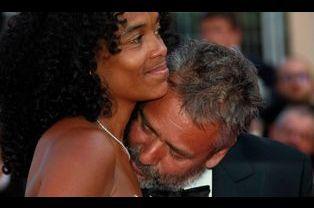 Luc Besson et sa femme Virginie Silla