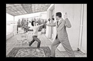 Gina Lollobrigida et Milko Skofic (1958)